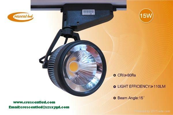 15w LED track light  1