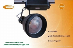 20w LED track light