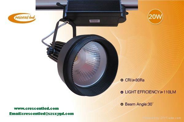 20w LED track light  1