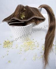 PU hair extension