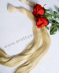 silky hair bulk