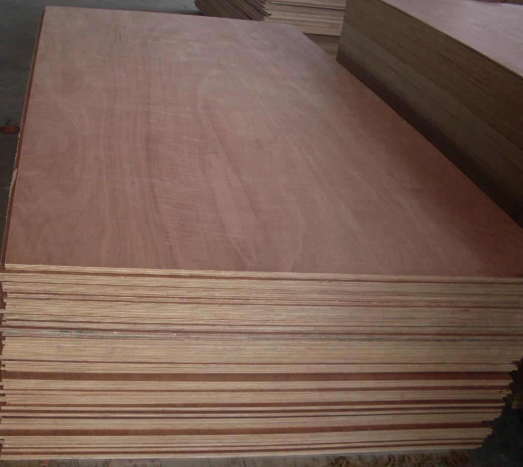 Red Cedar Plywood 1220x2440mm Jiate China