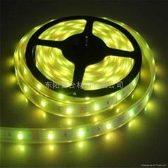 LED软灯条胶