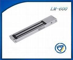Single door magnetic lock W/LED(600lbs)