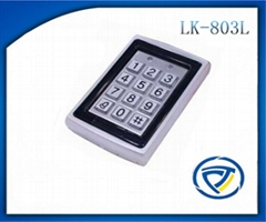 Waterproof RFID & Code Access control Keypad card reader of access control