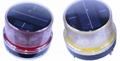 2014 High Efficiency Solar Traffic Warning Light