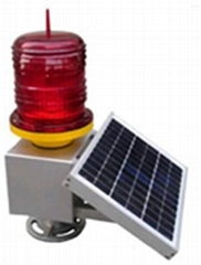 Super Brightness Solar Aviation Light, Solar Obstruction Light