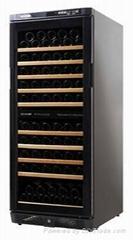 雙溫區恆溫酒櫃JC-350B