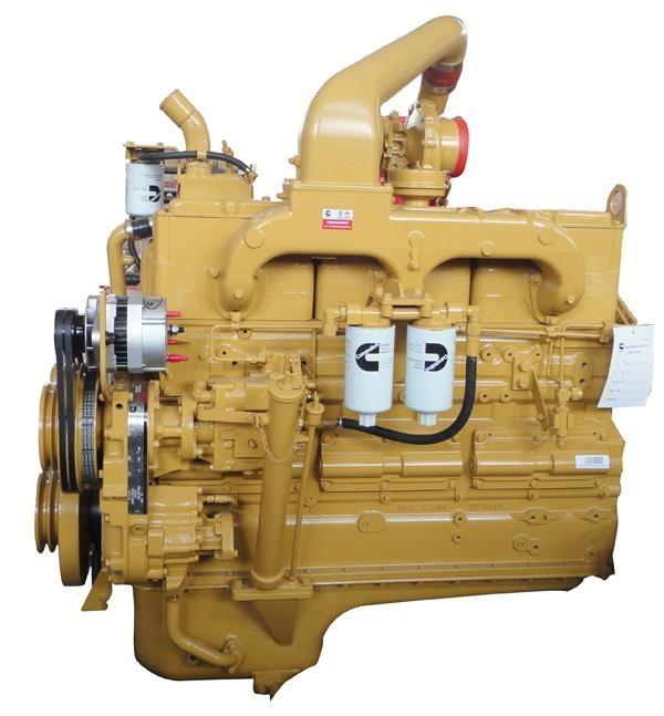 cummins diesel engine NT855-C280 1