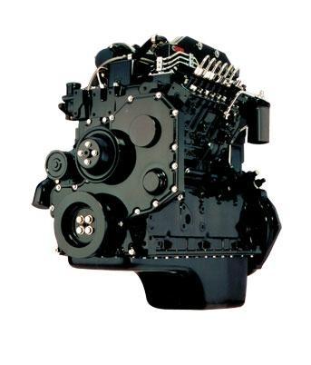 cummins diesel engine 6BTA5.9-C180 1