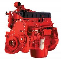 cummins diesel engine ISMe380