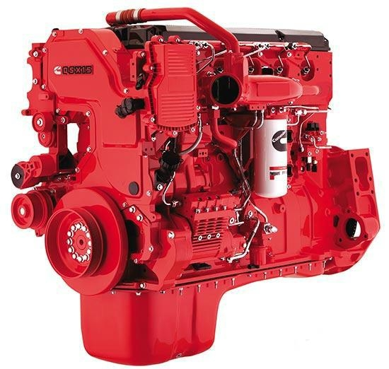 cummins diesel engine QSX15-C447 1