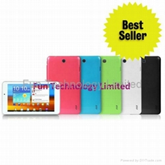 7 inch Capacitive Android 4.2.2 Tablet PC RK3026 Dual core Cortex A9 512M DDR3