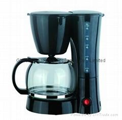 10-12 Cups Coffee Maker Machine