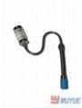 PT127B high temperature melt pressure transmitter