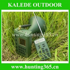 Digital bird call with remote and speaker