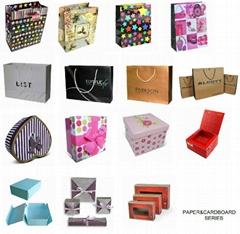 Paper & Card Board