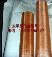 造纸用铜网