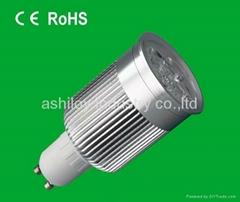 LED Spotlight GU10 5W
