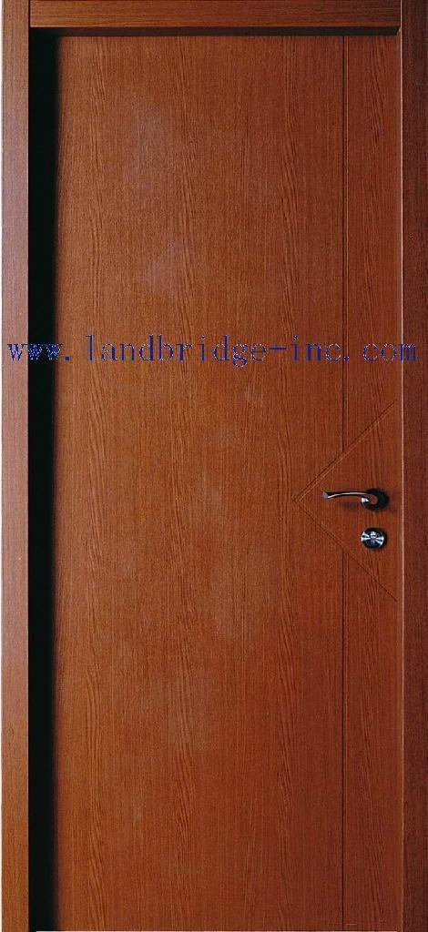 Interior Mdf Door With Pvc Cheap Price Lbd 015 China Manufacturer Wooden Timber Door