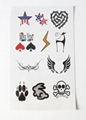 Custom Tattoo Sticker Skin Sticker Body