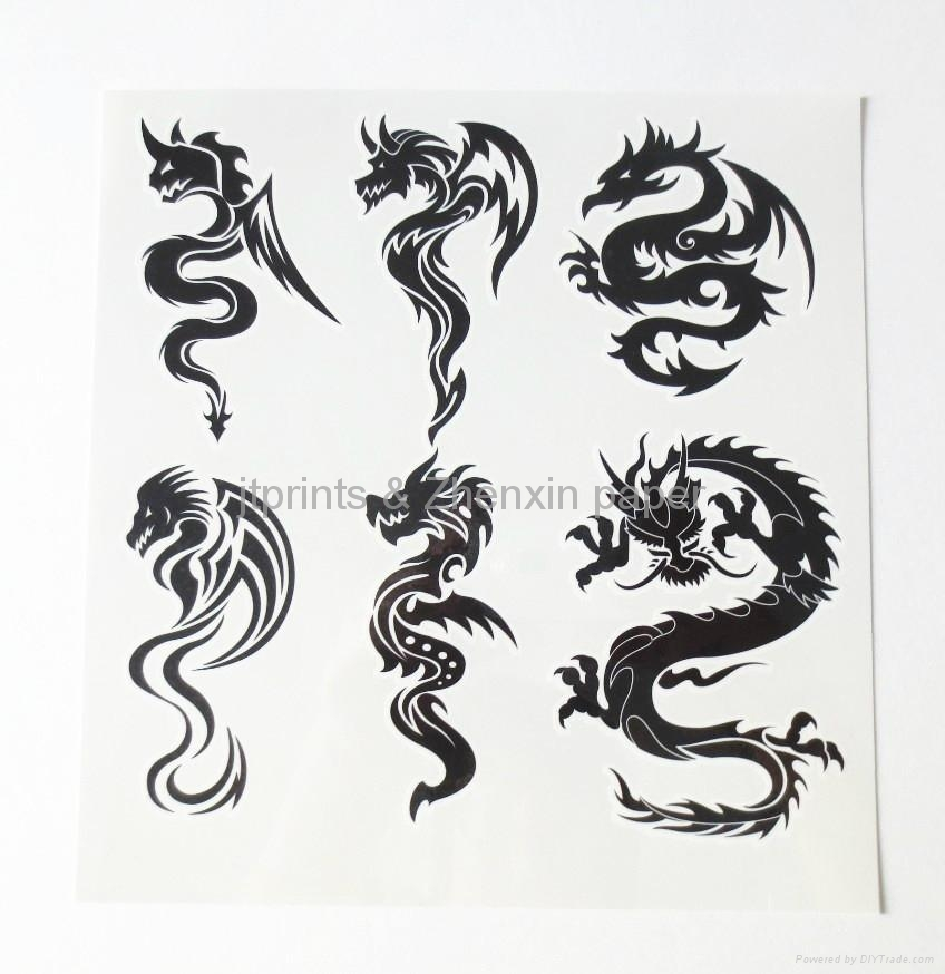 Tattoo Sticker 1