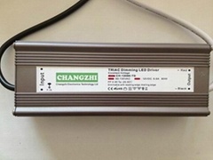 triac dimmable LED driver 60W