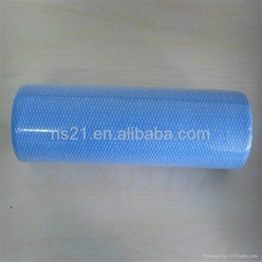 nonwoven disposable blended wood floor cleaning cloth