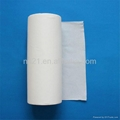 soft feeling disposable nonwoven cup cleaning cloth in roll 2