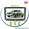 Android Car Audio GPS Navigation Stereo Sat Nav for GEELY EC7 with ipod/3G/wifi 1