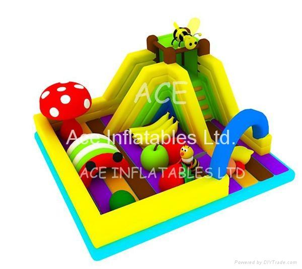 inflatable fruit fun city 1