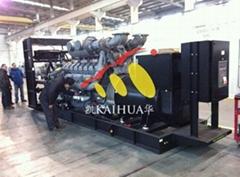 四川礦業2000KW帕金斯柴油發電機組通