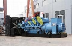 1800KW奔驰柴油发电机组16V400