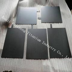 Ru-Ir Coated Titanium Anode