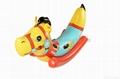 2014 new design Inflatable Trojan