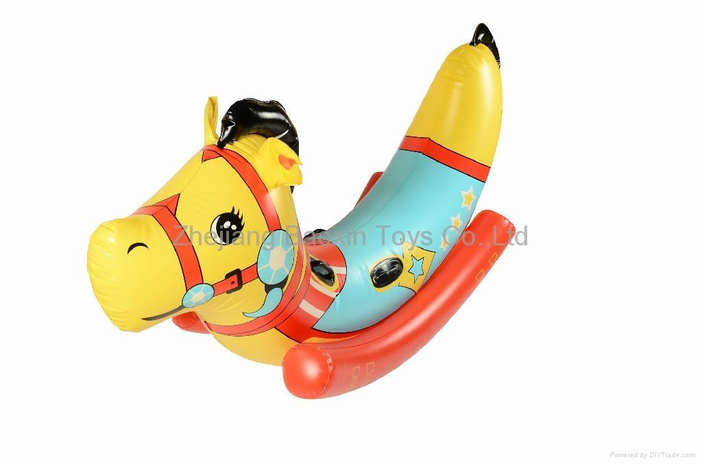 2014 new design Inflatable Trojan 1
