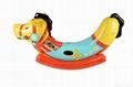 2014 new design Inflatable Trojan 2