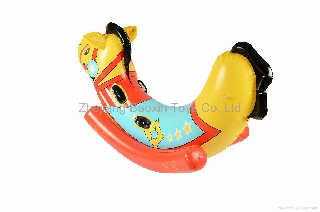 2014 new design Inflatable Trojan 3