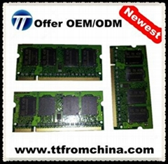 ddr2 4gb memory ram laptop 4gb 800mhz pc8400
