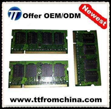 ddr2 4gb memory ram laptop 4gb 800mhz pc8400 1