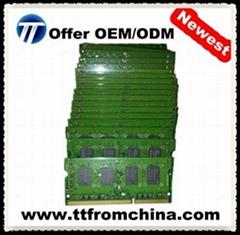 2gb ddr3 ram 1333mhz pc10600 204pin laptop memory ram
