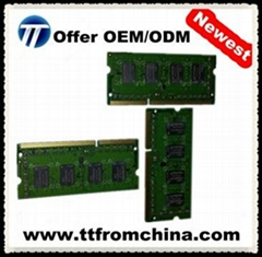 Newest original laptop memory ram 4gb ddr3 1600mhz pc128000