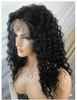 Wholesale Cheap Afro Kinky Curly Full Lace Human Hair Wigs For African Americans 1