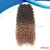 stocking hot selling factory wholesale cheap price ombre kanekalon synthetic hai