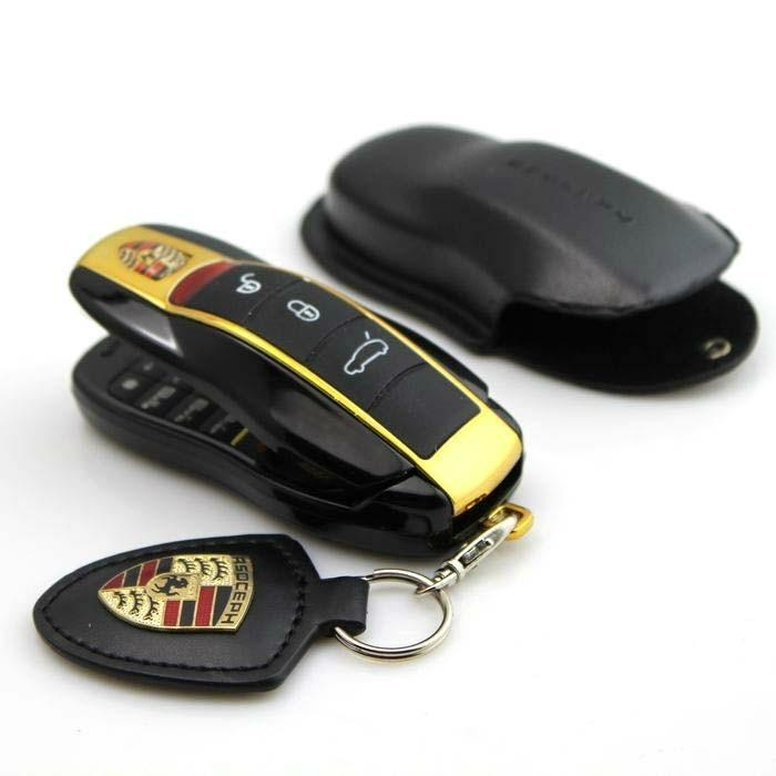 2013 Hot Sale Portable/Mini/Car Key Unlocked Mobile Phone GSM Dual SIM Bluetooth 1