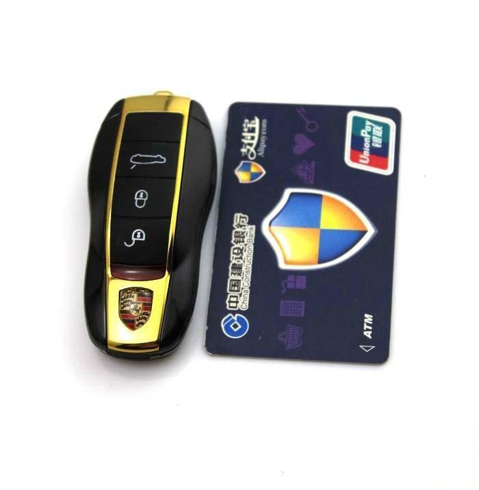 2013 Hot Sale Portable/Mini/Car Key Unlocked Mobile Phone GSM Dual SIM Bluetooth 2