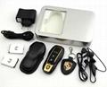 2013 Hot Sale Portable/Mini/Car Key Unlocked Mobile Phone GSM Dual SIM Bluetooth 5