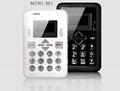 2013 New Mini Pocker-Size Mobile Phone
