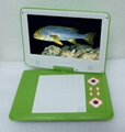 9'' High Resolution Portable DVD Player with TV/Game  3