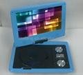 "Best Selling 9"" portable dvd player with TV/AV/FM/GAME 2"